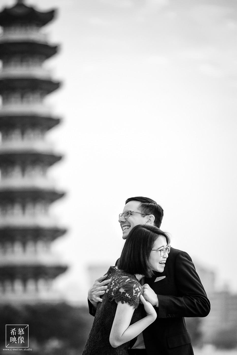 Panda&Will's Pre-wedding day1