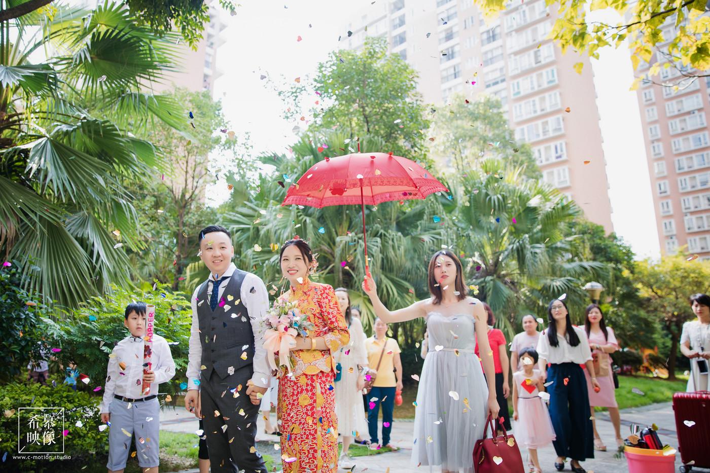 WY&CM's Wedding day22