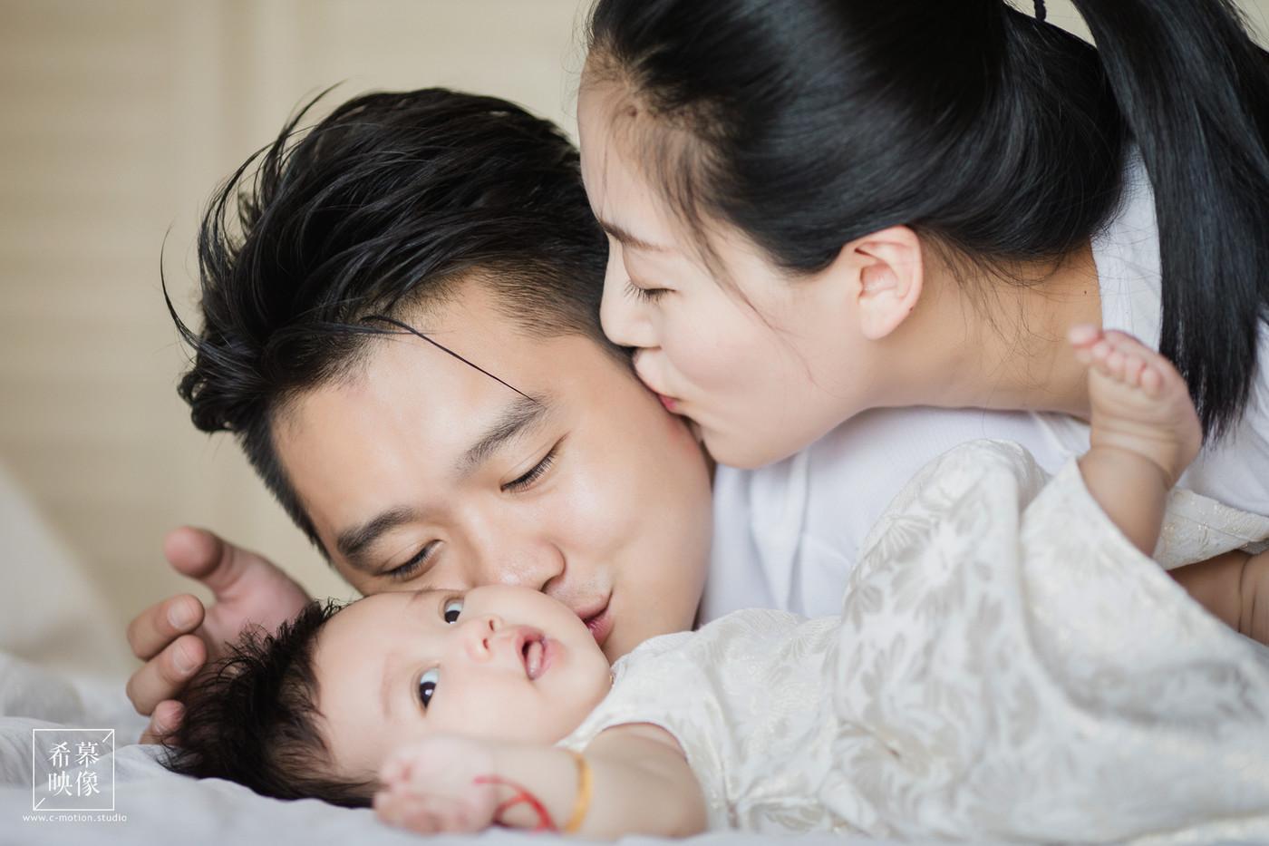 YY baby family day15