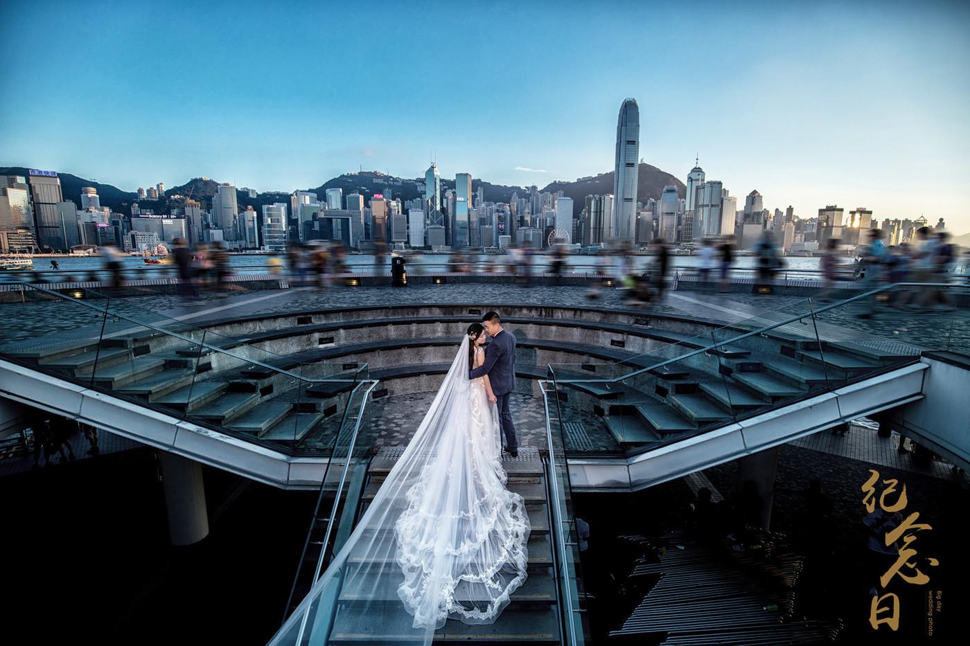 香港旅拍 | 昭甫&梦迪6