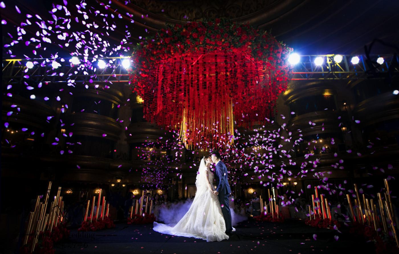 「Fantasy Wedding」& 等你下课5