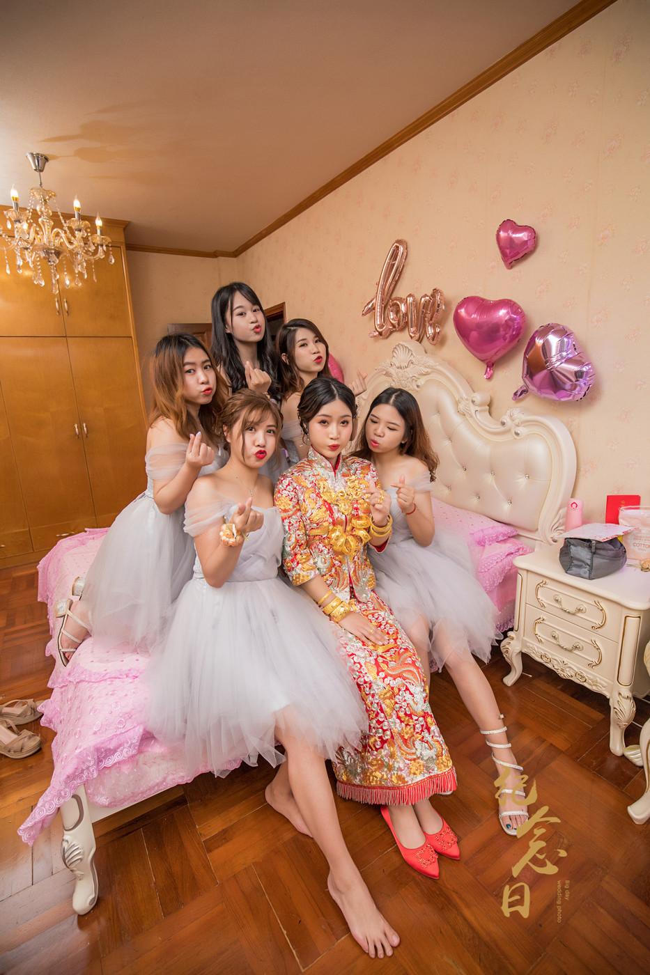 婚礼跟拍 | Da&Yanny22