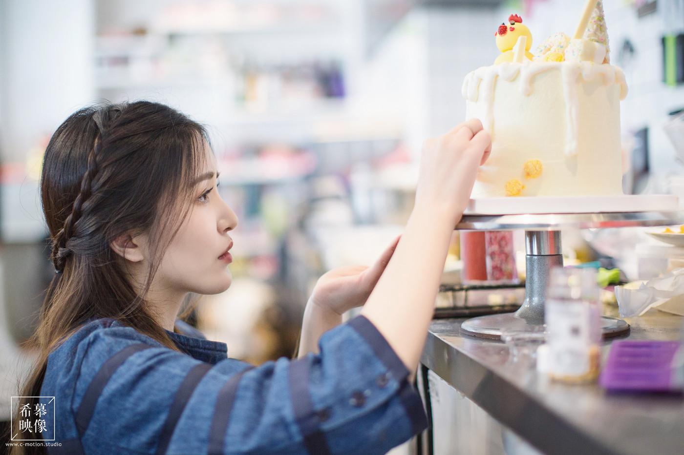 Fév5匠心甜品の探店拍摄2