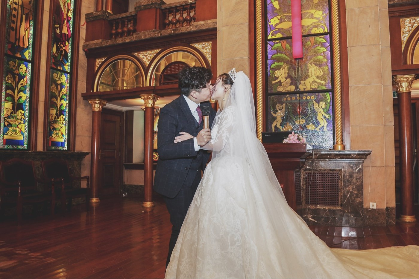 「Fantasy Wedding」&明珠教堂⛪0