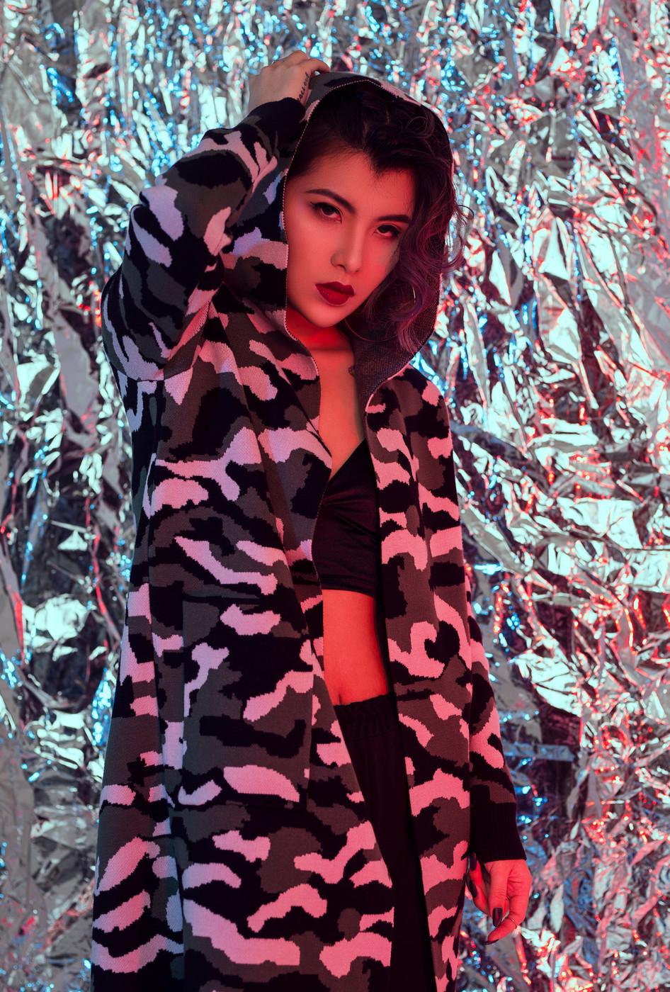 Cool girl【形象拍摄】25