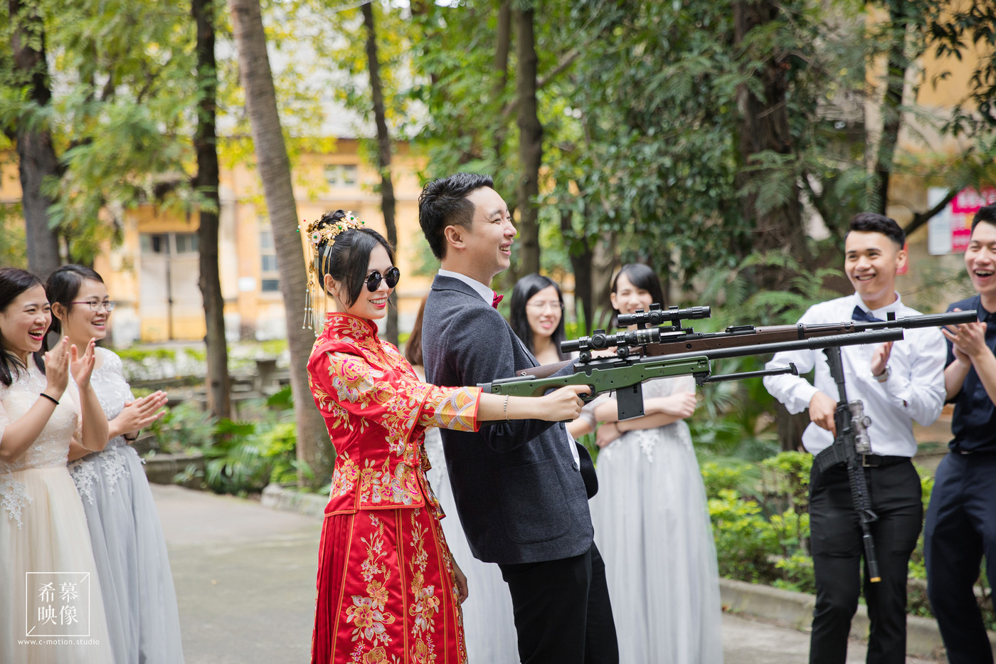 FX&YF's Wedding day33