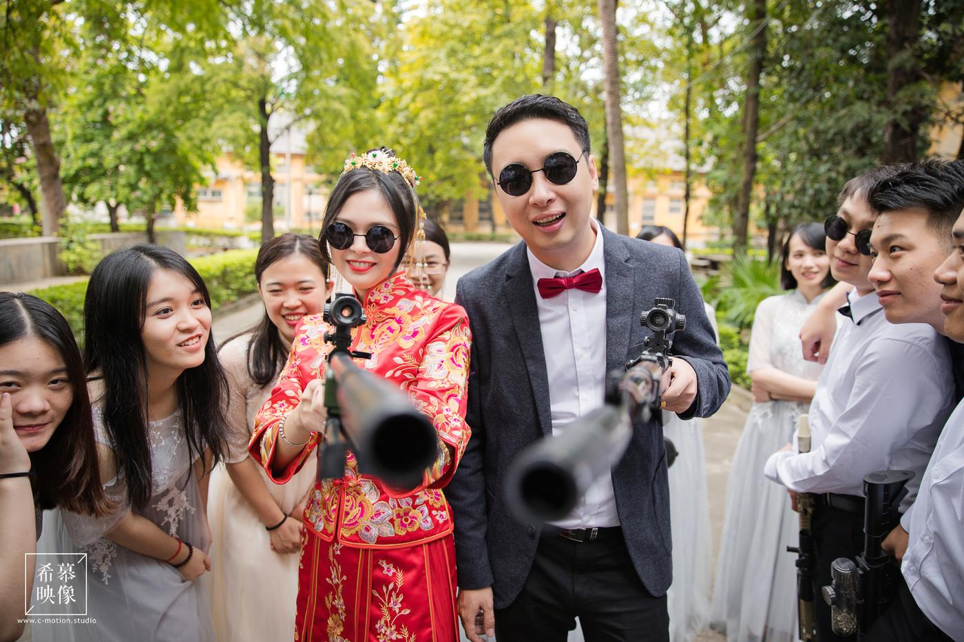 FX&YF's Wedding day34