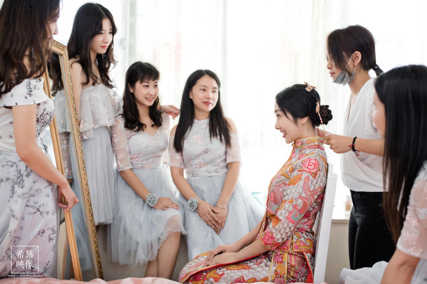 HH&Hui's Wedding day12