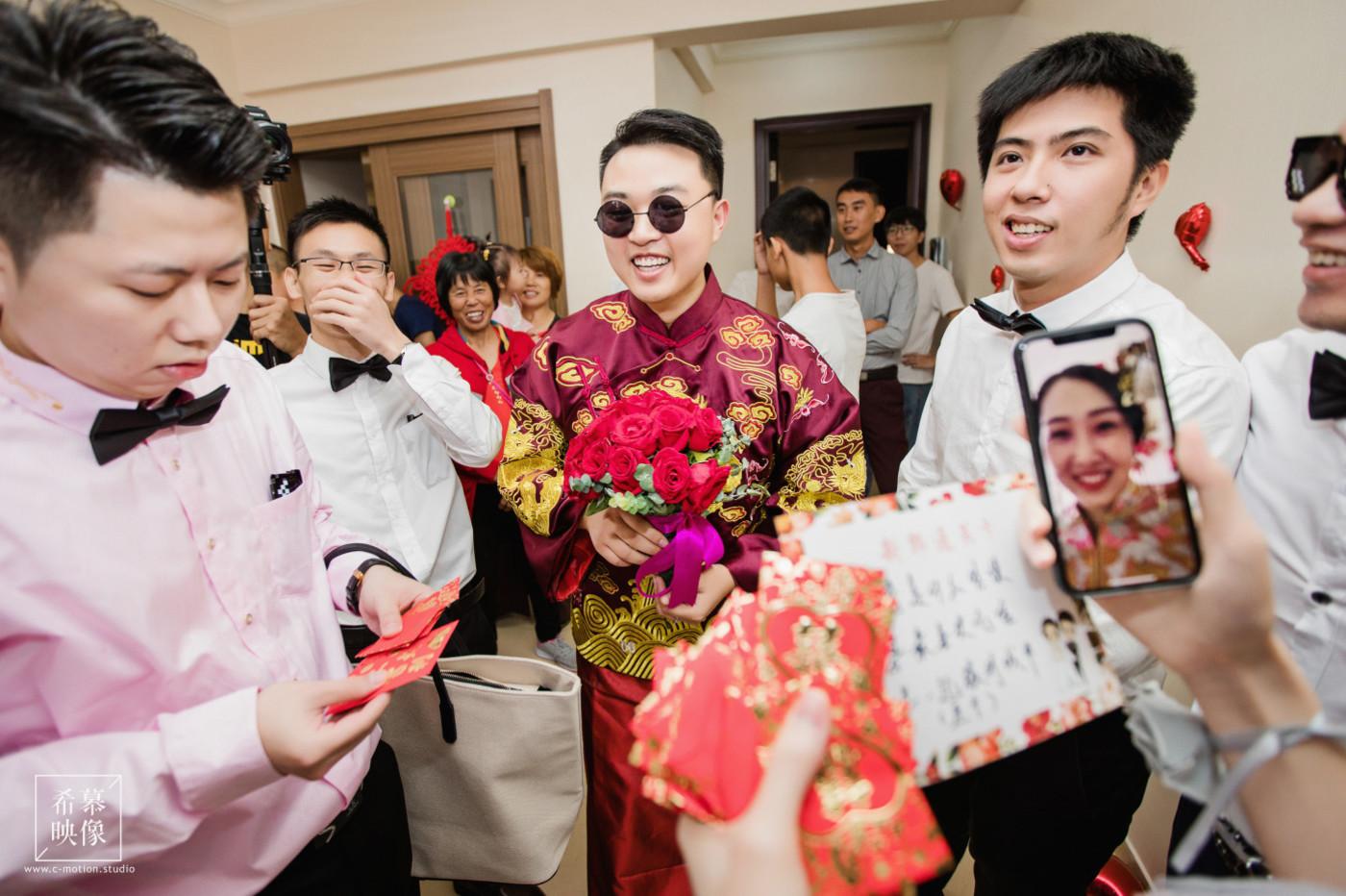 HH&Hui's Wedding day18