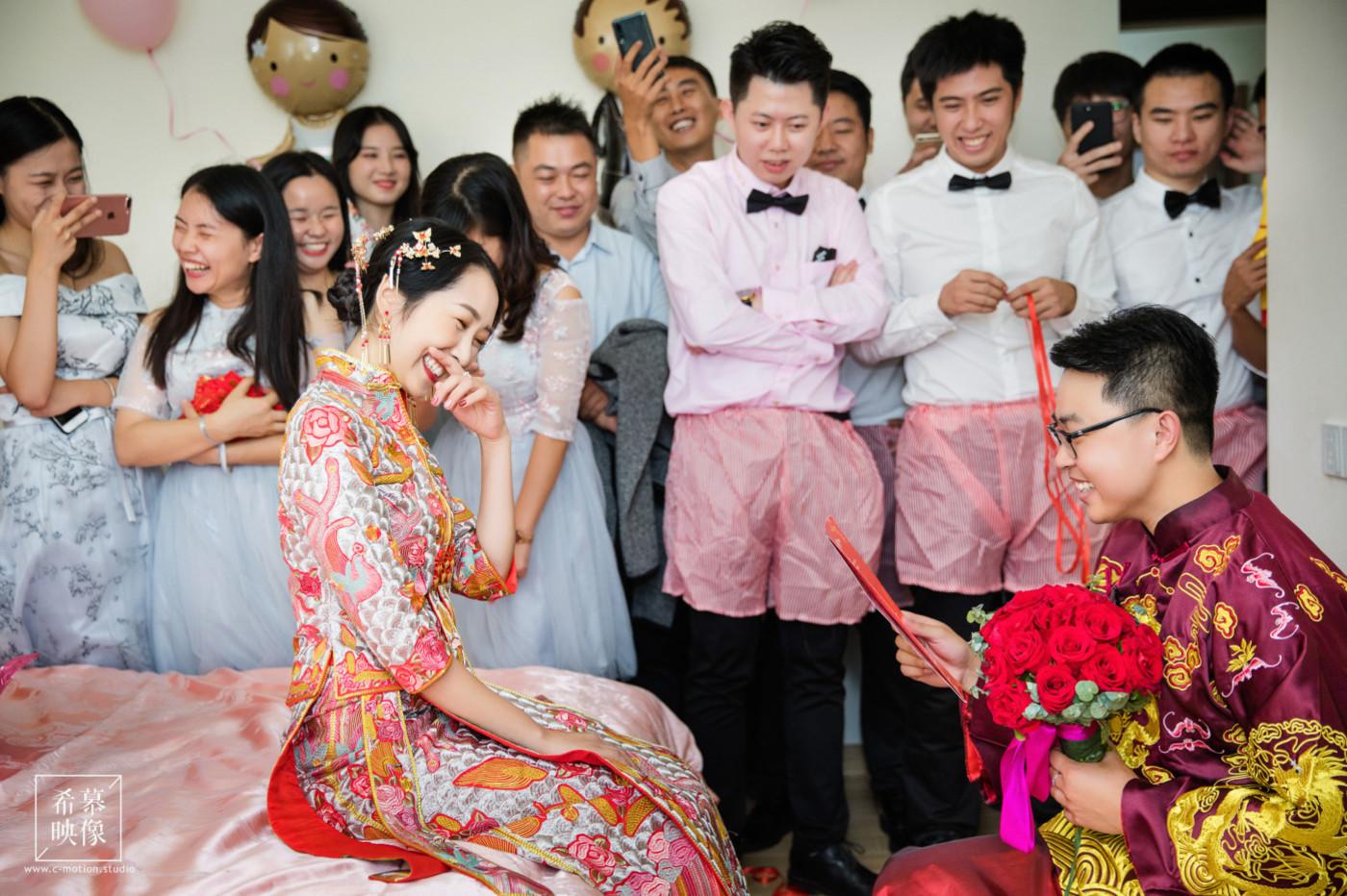 HH&Hui's Wedding day19