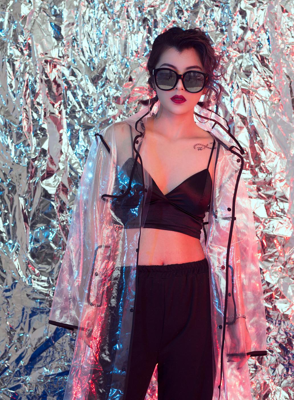 Cool girl【形象拍摄】18
