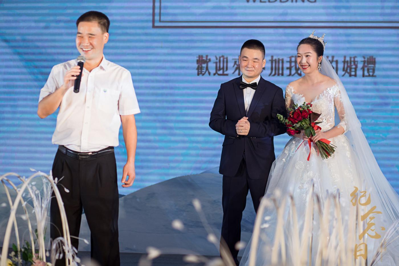 婚礼跟拍 金荣&燕妮62