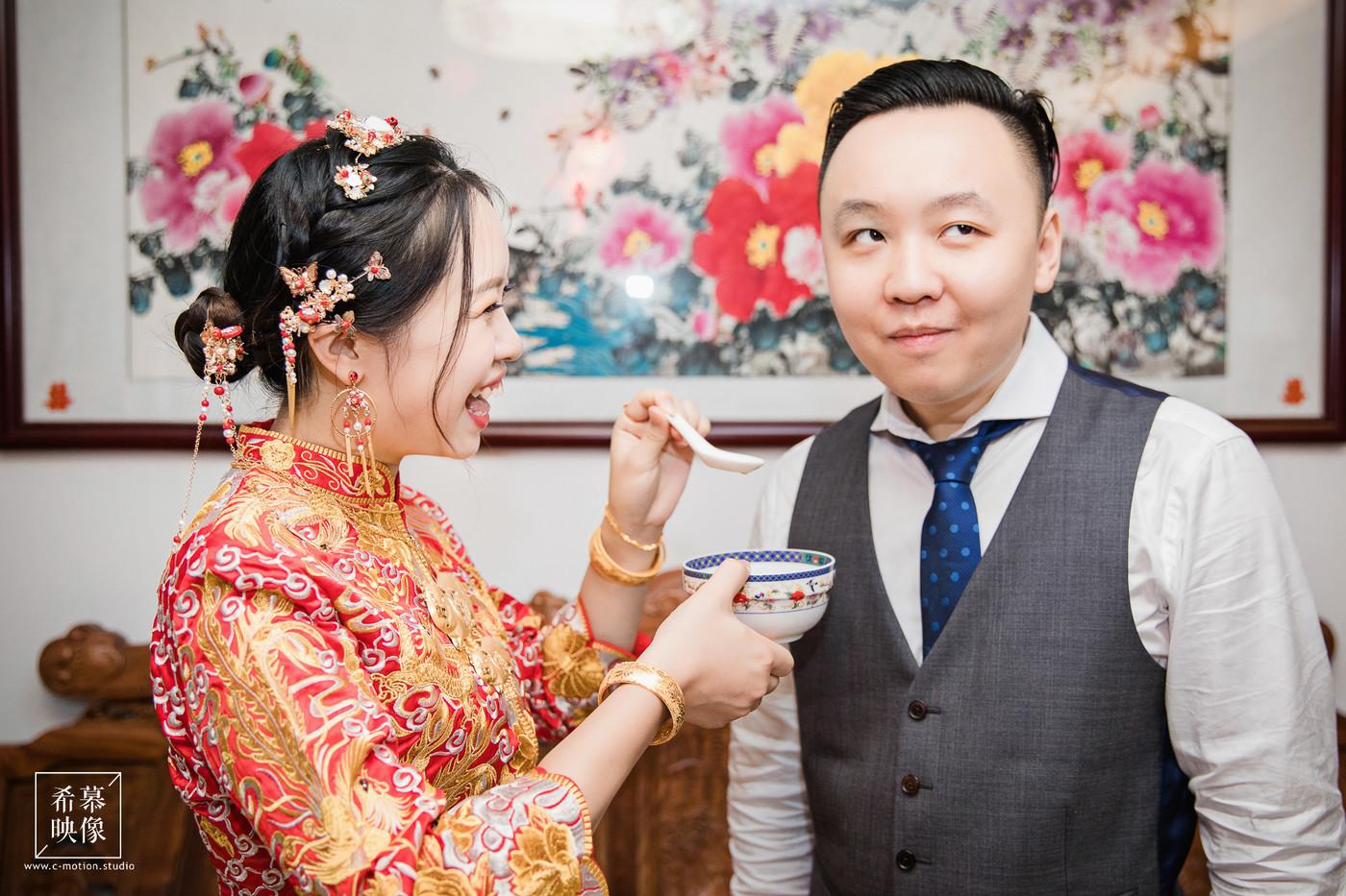 WY&CM's Wedding day25