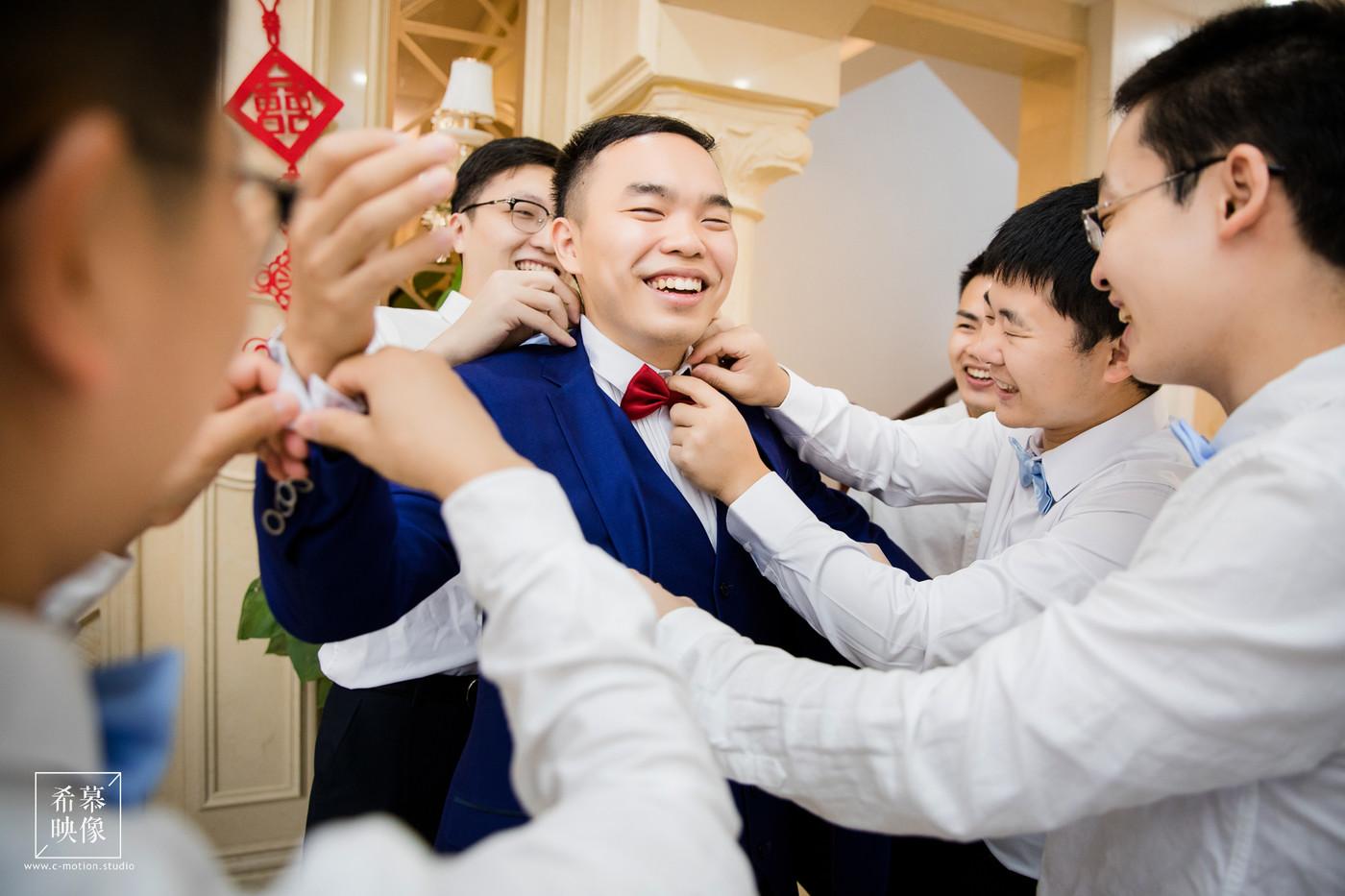 HY&Leo's Wedding day10