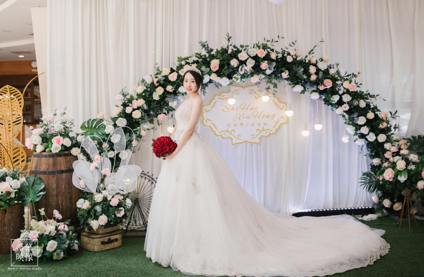 HH&Hui's Wedding day26