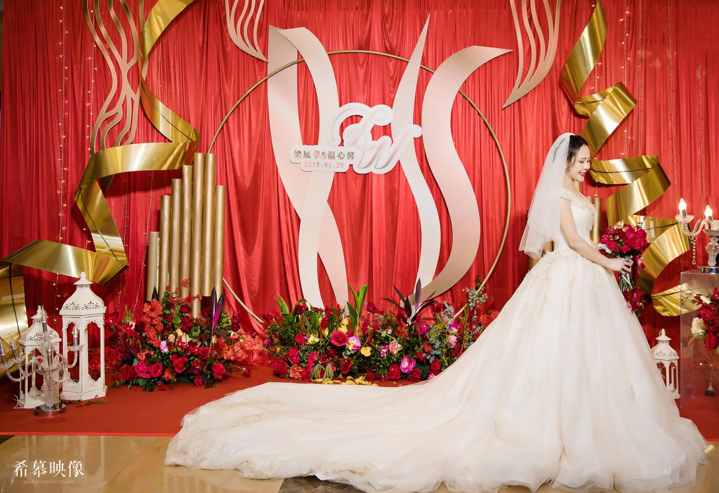 ZH&WX's Wedding Day82
