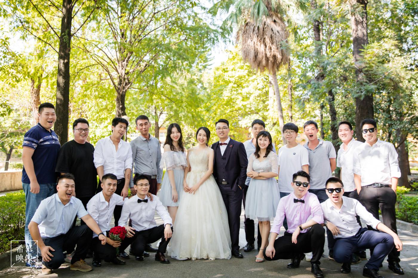 HH&Hui's Wedding day39