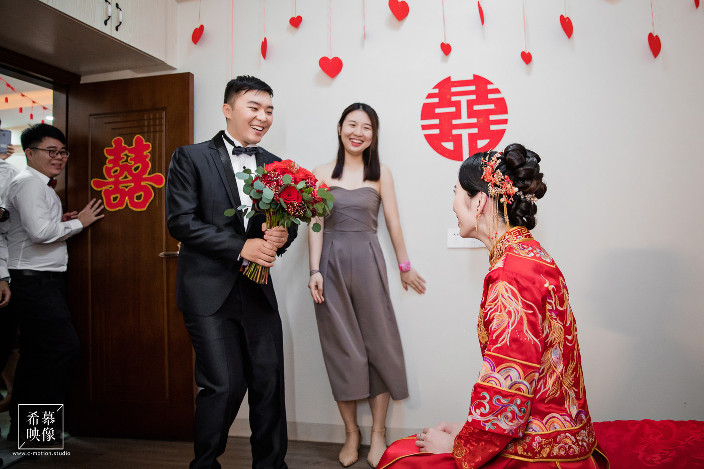 Cong&LiLi's Wedding25