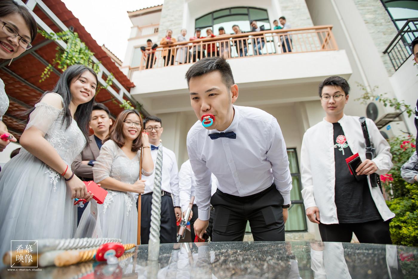 FX&YF's Wedding day16