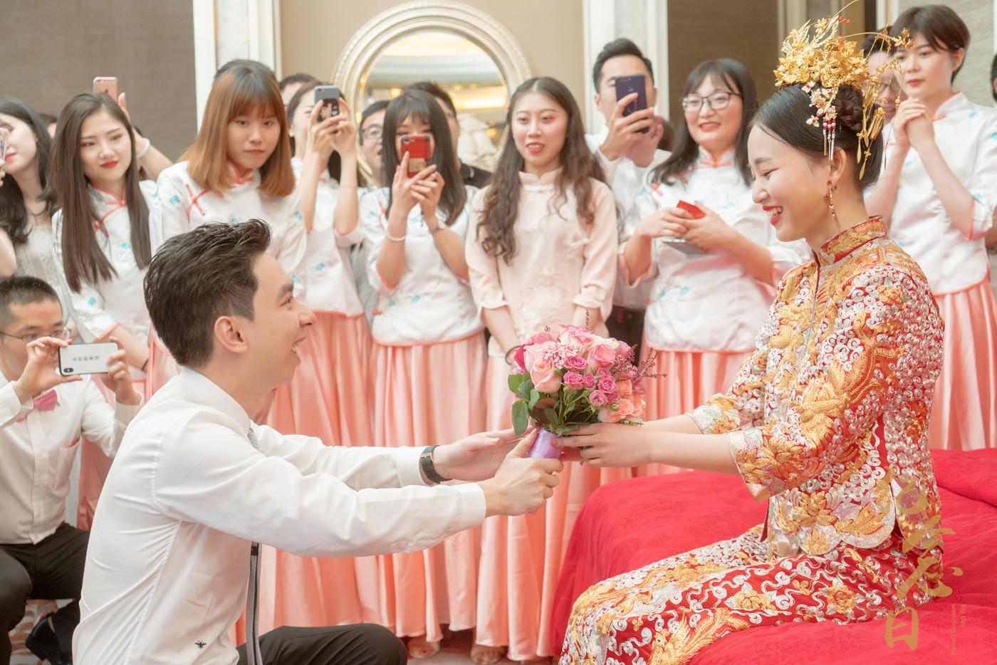 婚礼跟拍 | 学平&丽丽48