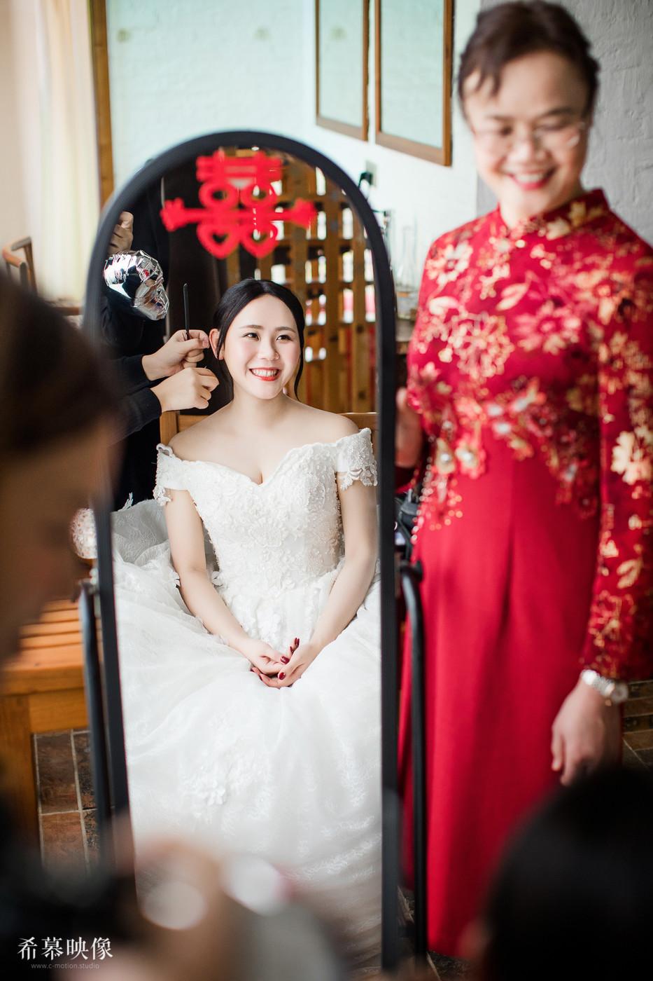 ZH&WX's Wedding Day21