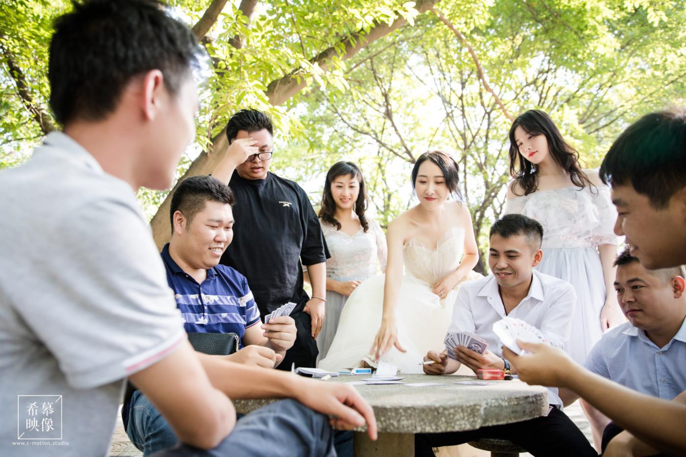 HH&Hui's Wedding day34