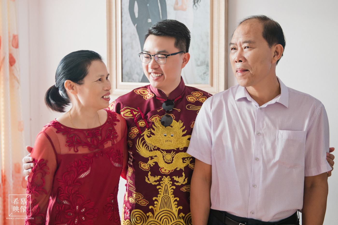 HH&Hui's Wedding day14