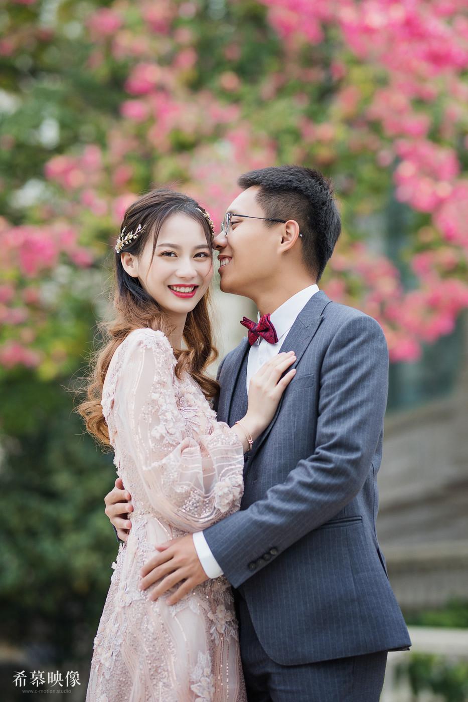 SY&YY's Wedding day30