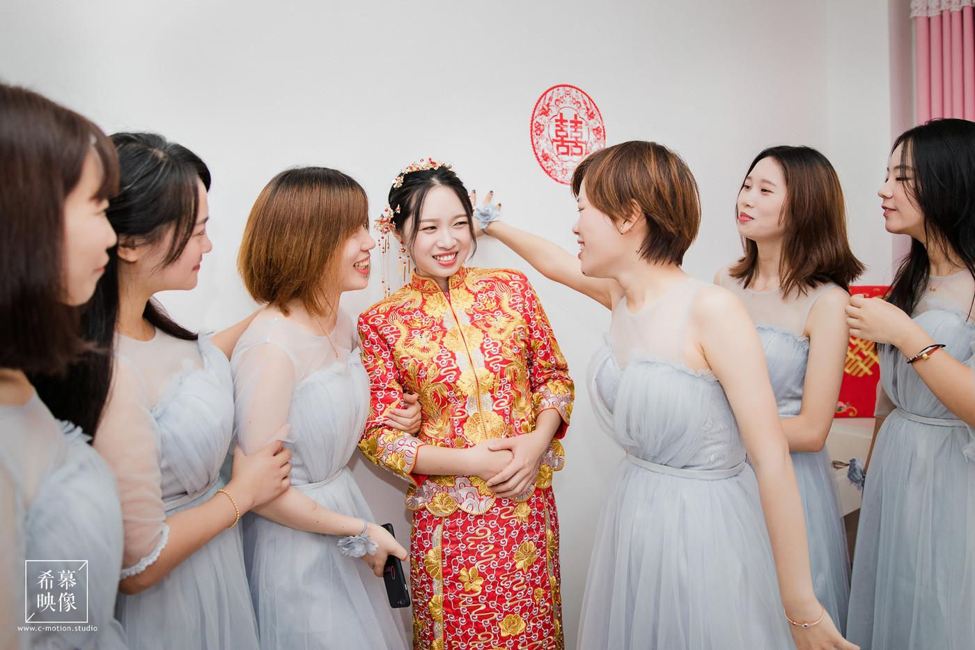 WY&CM's Wedding day5