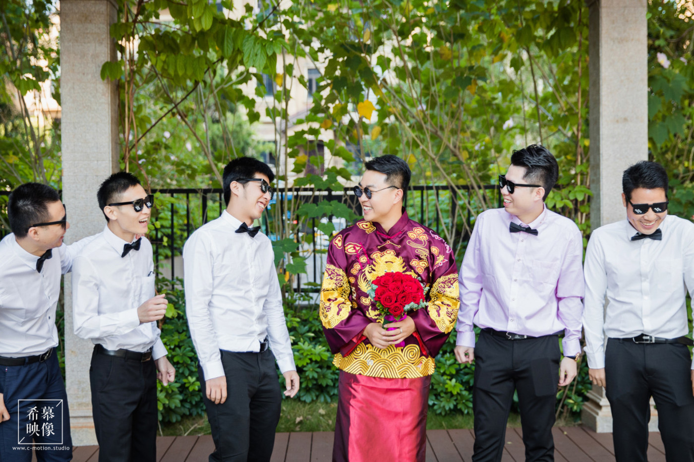 HH&Hui's Wedding day11