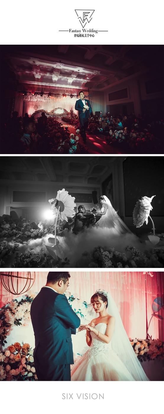 「Fantasy Wedding」&白金汉爵5