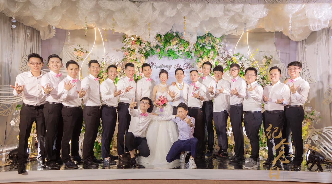 婚礼跟拍 | 学平&丽丽76