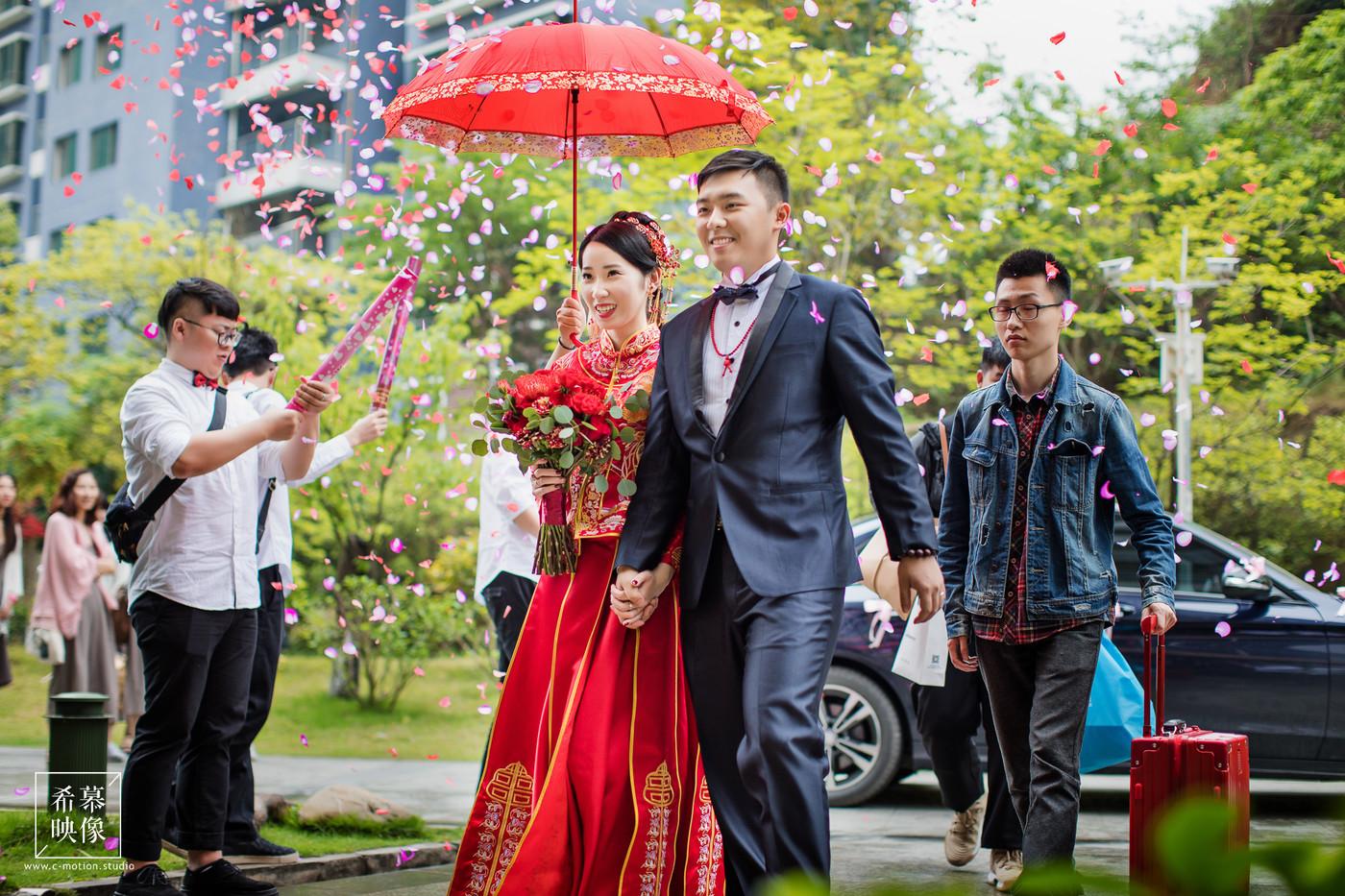 Cong&LiLi's Wedding42