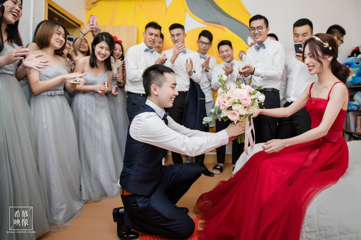 YY&DH's Wedding day16