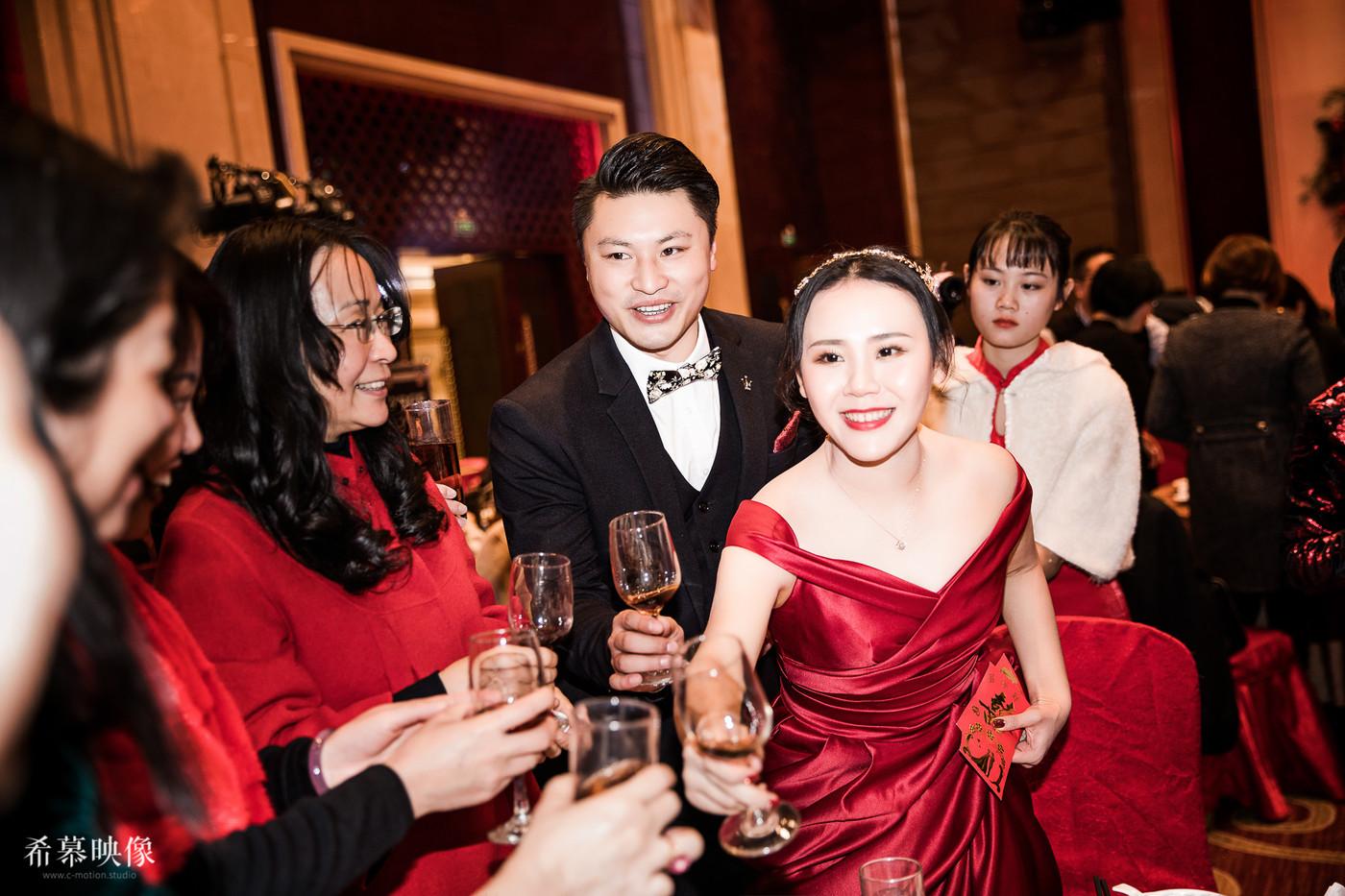 ZH&WX's Wedding Day92