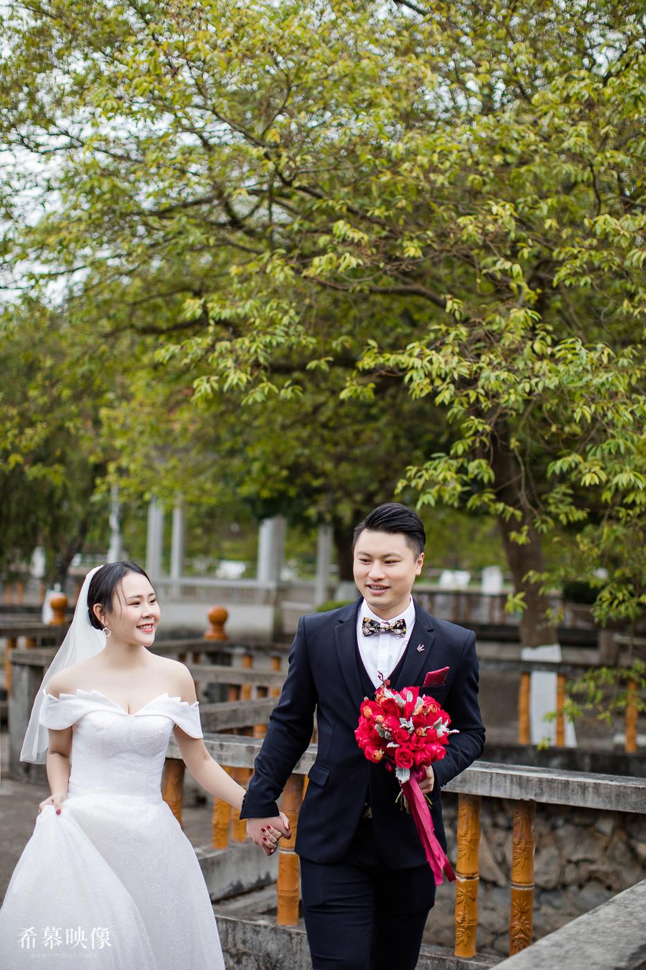 ZH&WX's Wedding Day76