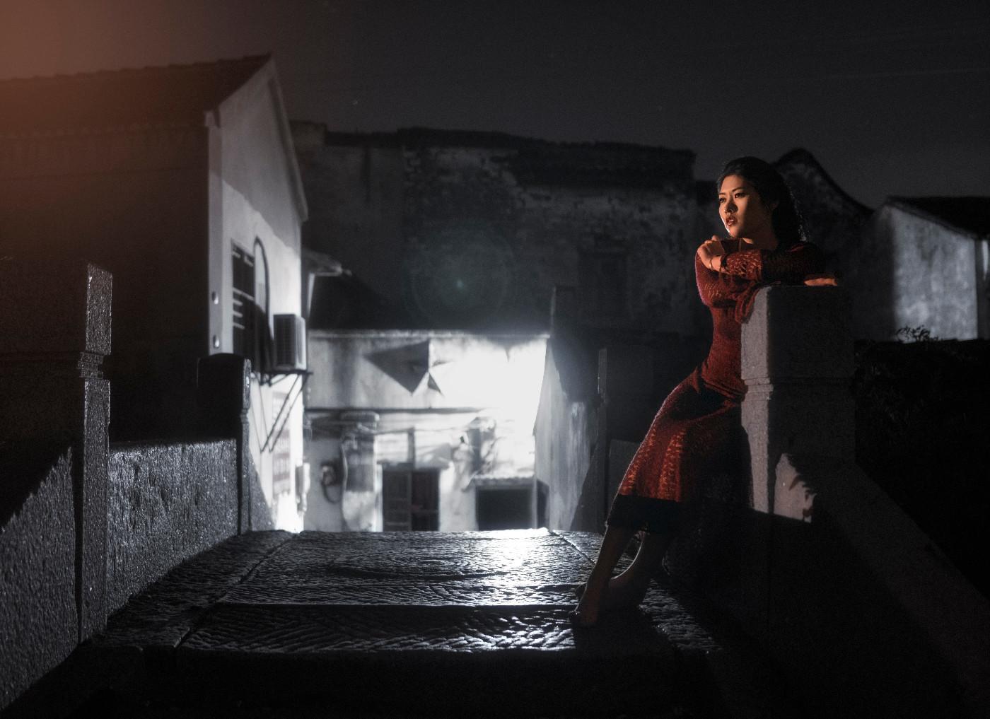 [KAI 写真]盛泽夜色2
