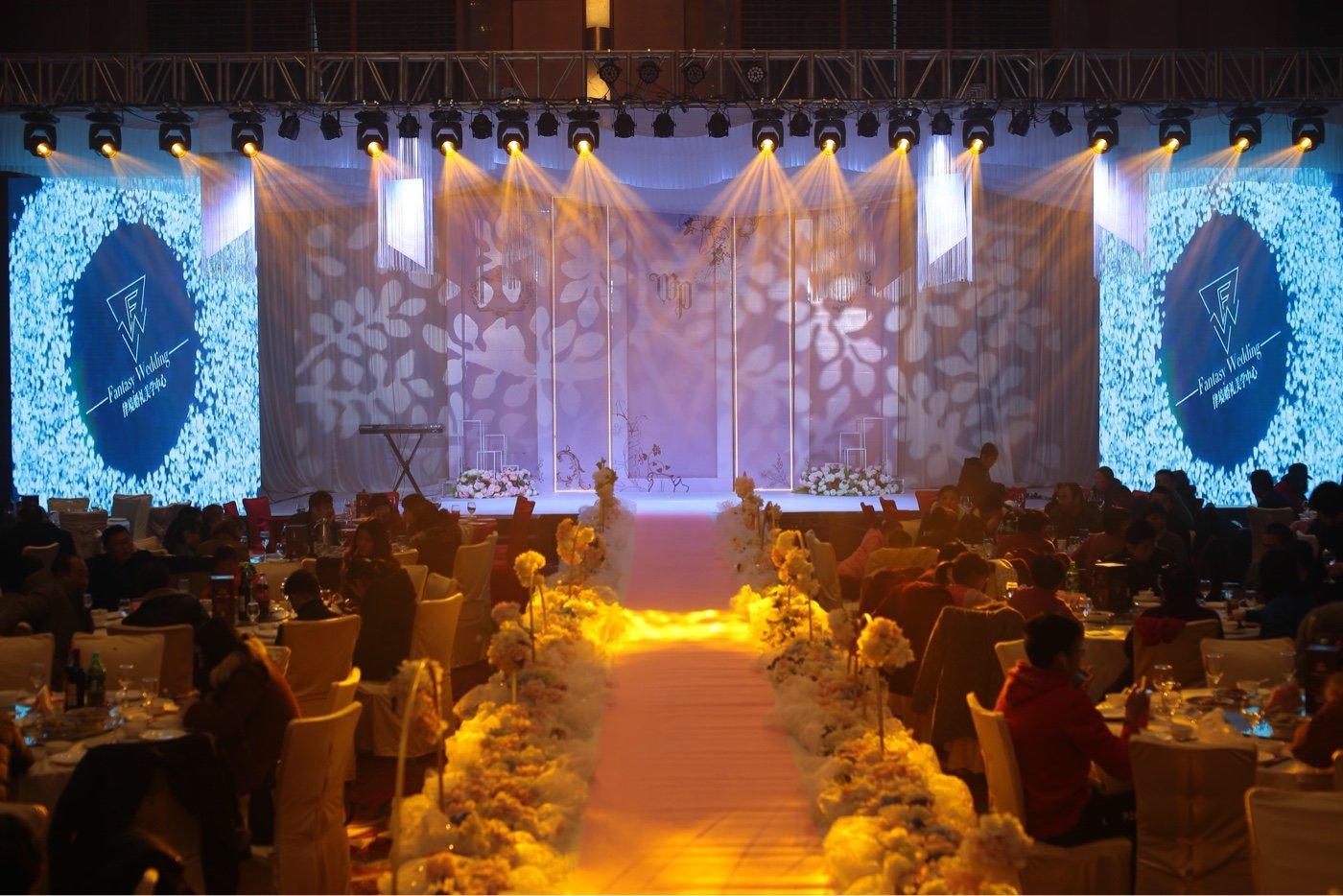 「Fantasy Wedding」&滨湖世纪金源酒店9