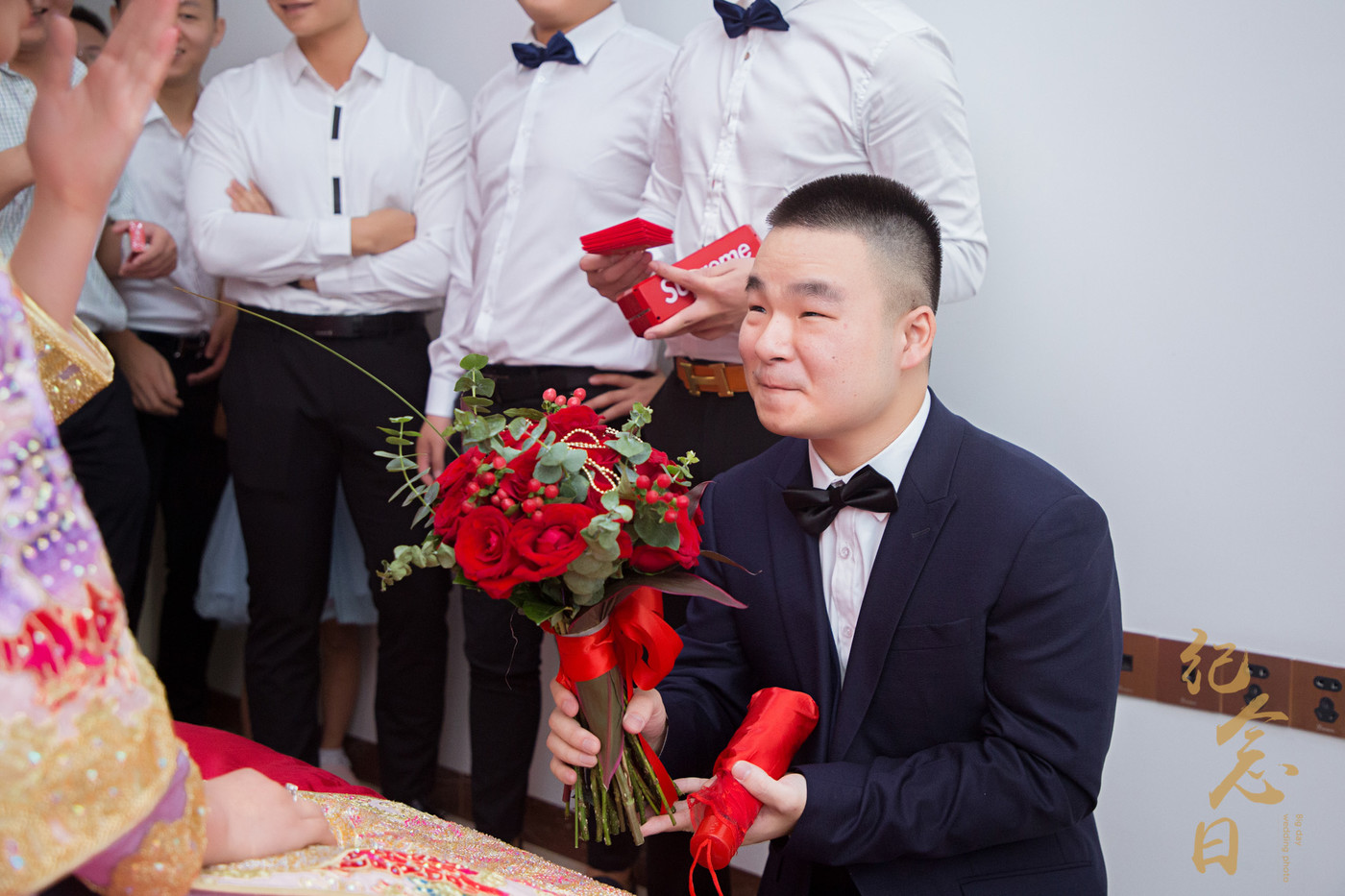 婚礼跟拍 金荣&燕妮31