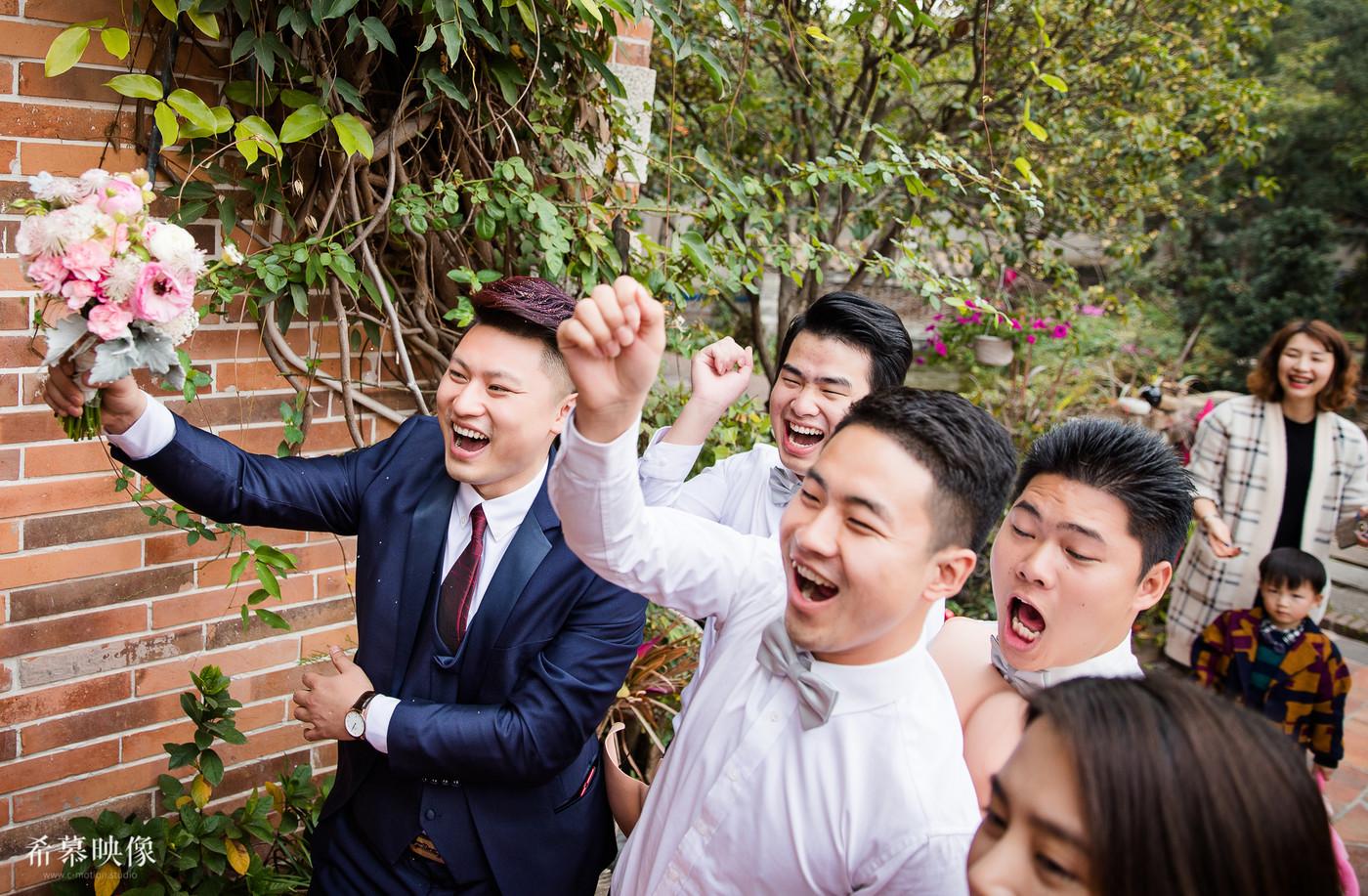 ZH&WX's Wedding Day4