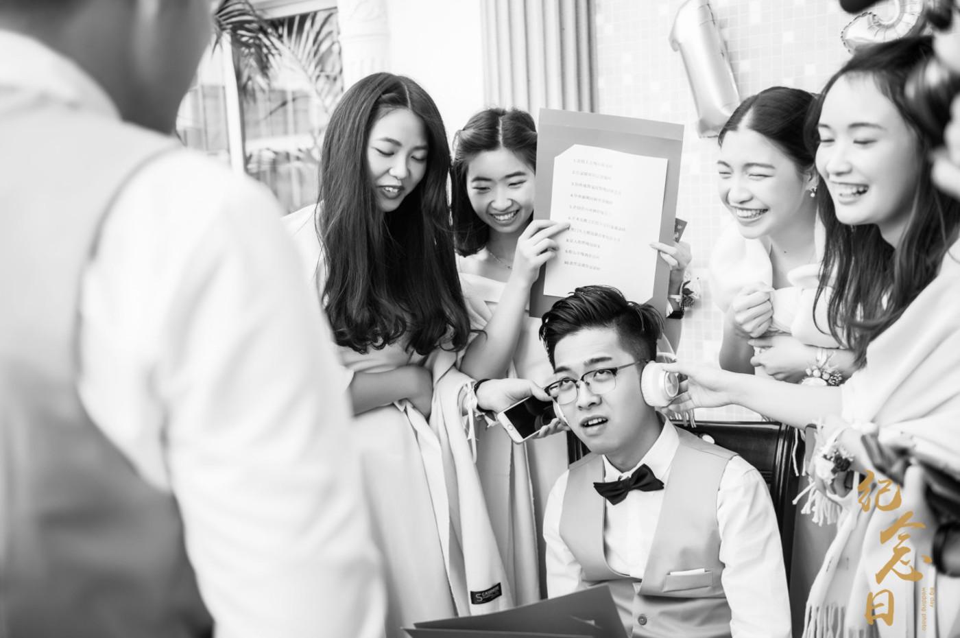 婚礼跟拍   King&Ting9