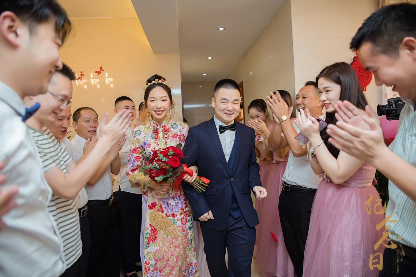 婚礼跟拍 金荣&燕妮33