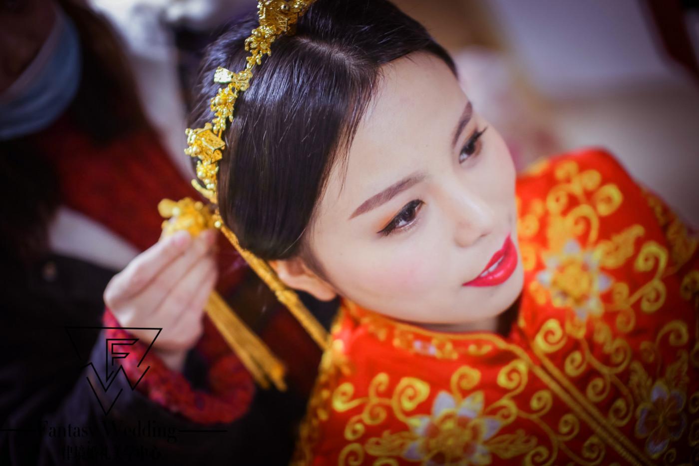 「Fantasy Wedding」&G R 白金汉爵2