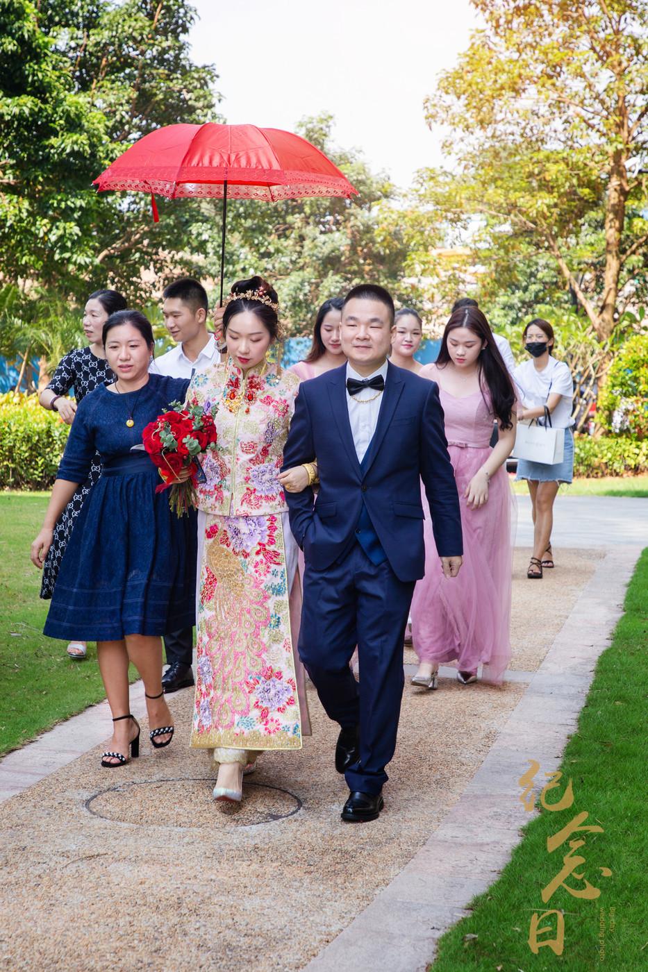 婚礼跟拍 金荣&燕妮39