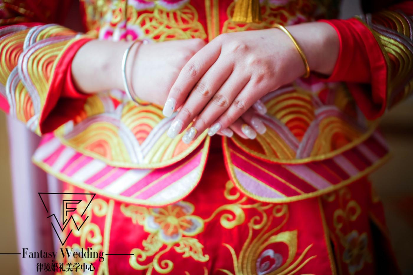 「Fantasy Wedding」&G R 白金汉爵3