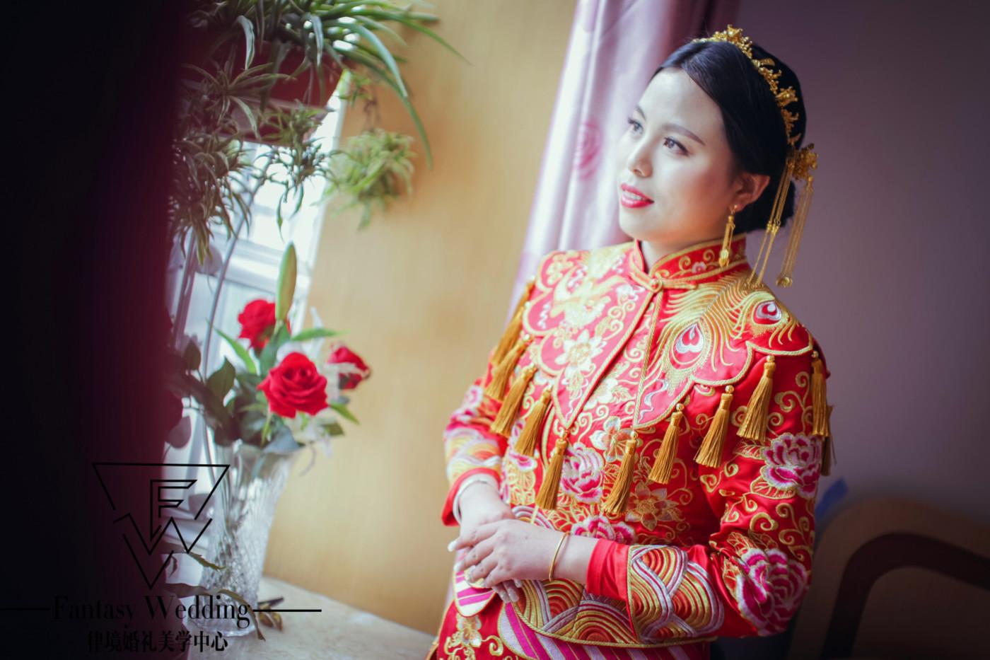 「Fantasy Wedding」&G R 白金汉爵4