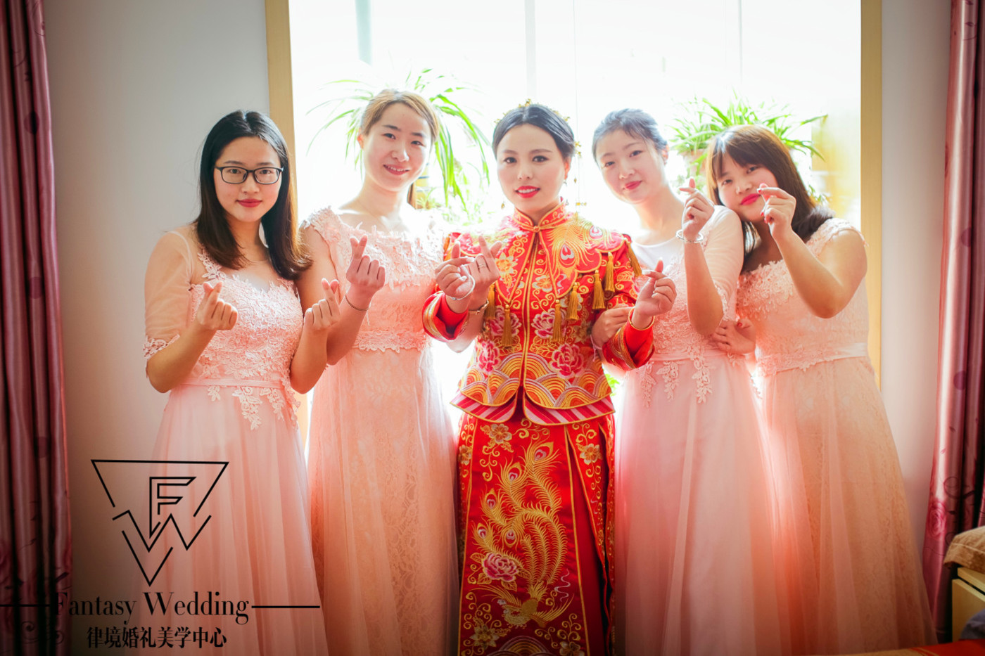 「Fantasy Wedding」&G R 白金汉爵5