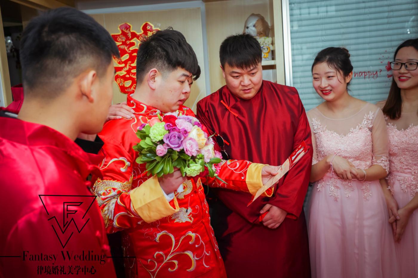 「Fantasy Wedding」&G R 白金汉爵6