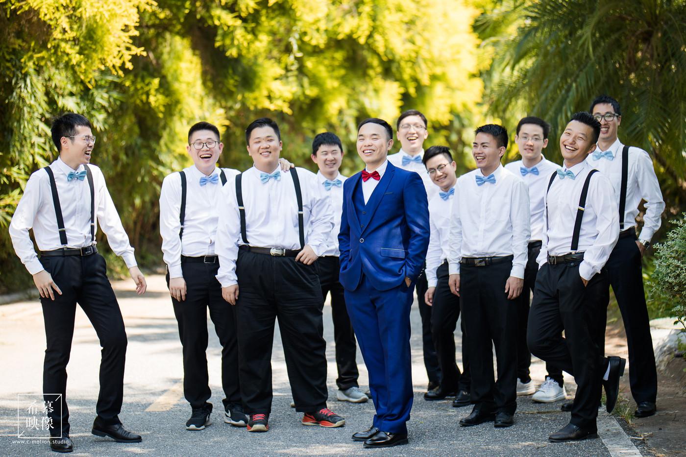 HY&Leo's Wedding day37