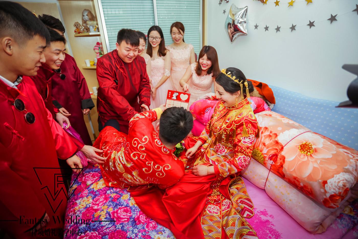 「Fantasy Wedding」&G R 白金汉爵7